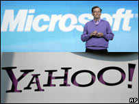 Microsoft Yahoo Yahoo rechazara oferta Microsoft por ser muy baja