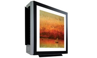 Cuadro con aire acondicionado o aire con cuadro - Aire acondicionado cuadro ...