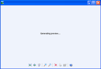 generatingpreview Problemas con el Visor de imagenes y fax de Windows XP