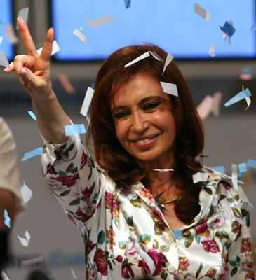 cristina kirchner El ridiculo desarme tecnologico de la Argentina