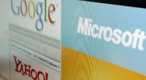 google microsoft yahoo1 300x166 Google, Microsoft, Apple y Yahoo son investigadas por la Casa Blanca