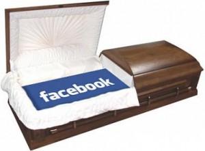 Muerte a través de Facebook